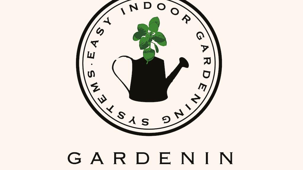 GardenIn: self-sustaining indoor gardens project video thumbnail