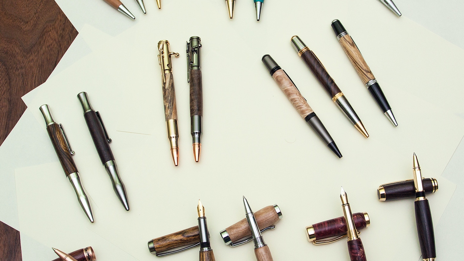 Handcrafted Original Pens - Inspired by Colorado's beauty by Marc