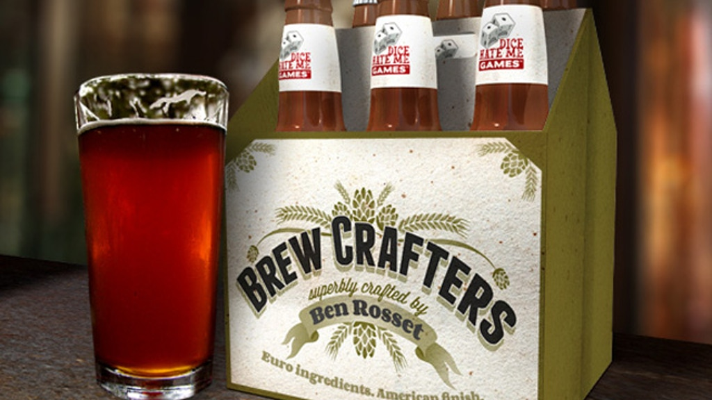 Brew Crafters: A Board Game About Making Beer project video thumbnail