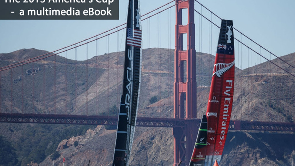 Comeback! 2013 America's Cup Showdown in San Francisco project video thumbnail