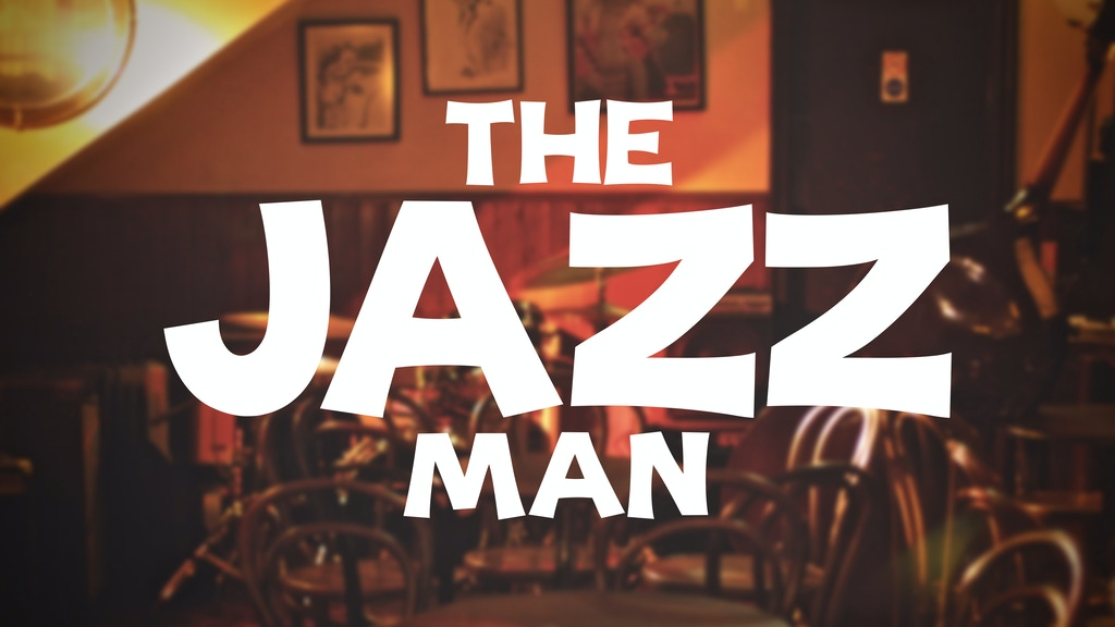 THE JAZZ MAN DOCUMENTARY project video thumbnail