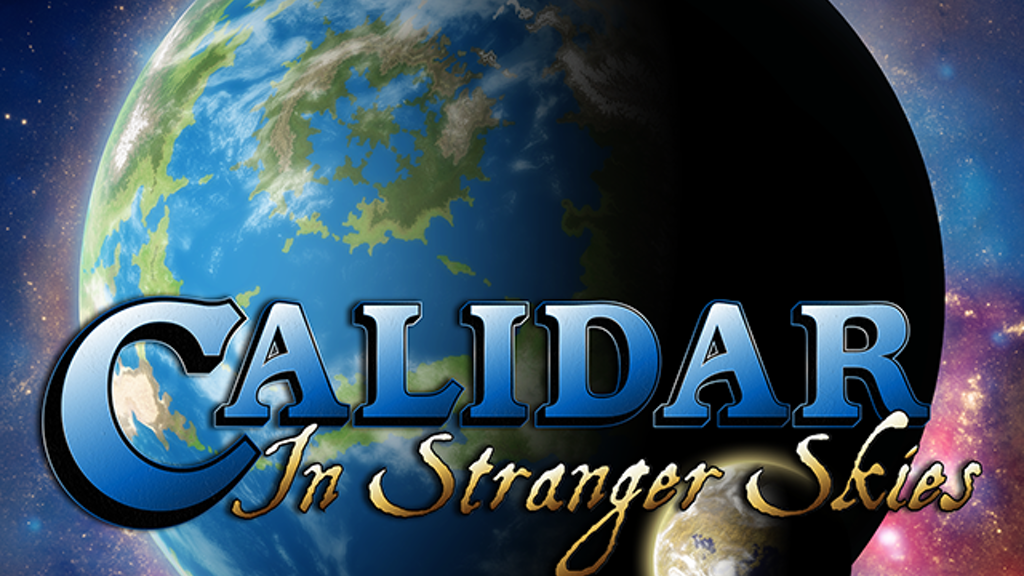 World of Calidar project video thumbnail