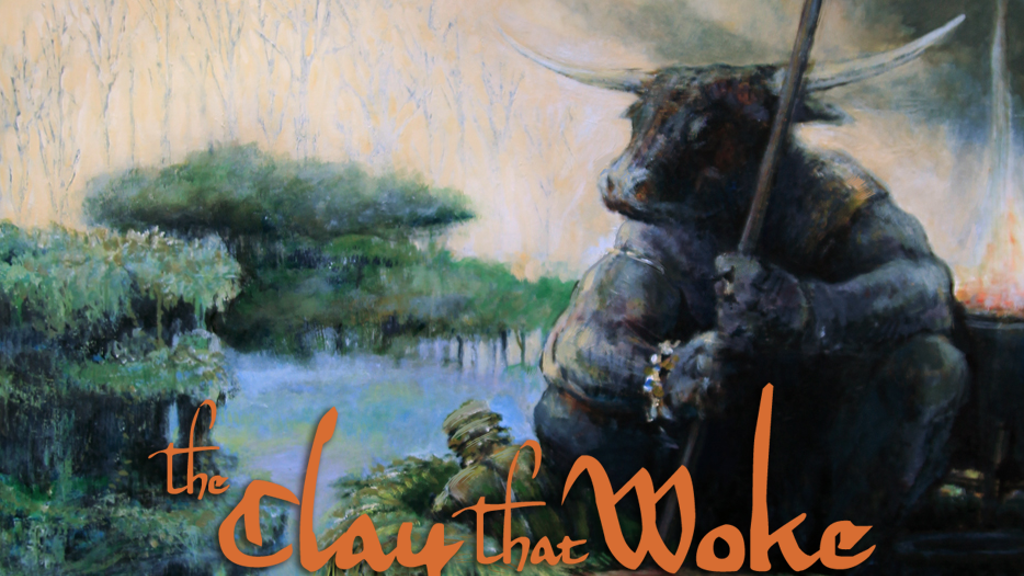 Miniature de la vidéo du projet The Clay That Woke, an RPG about Minotaurs