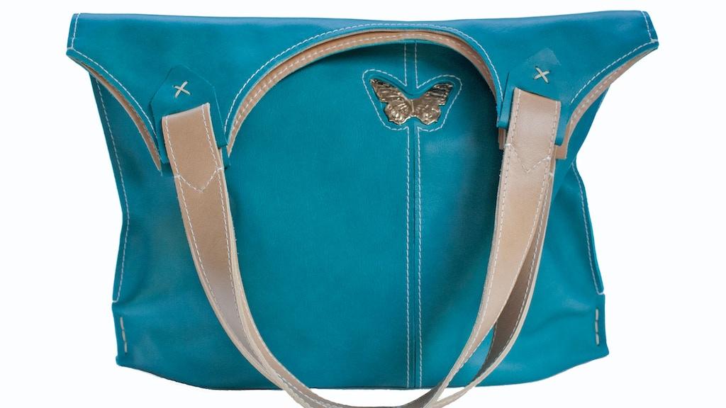 FEEL HANDMADE: Eco-Luxury Handbags project video thumbnail