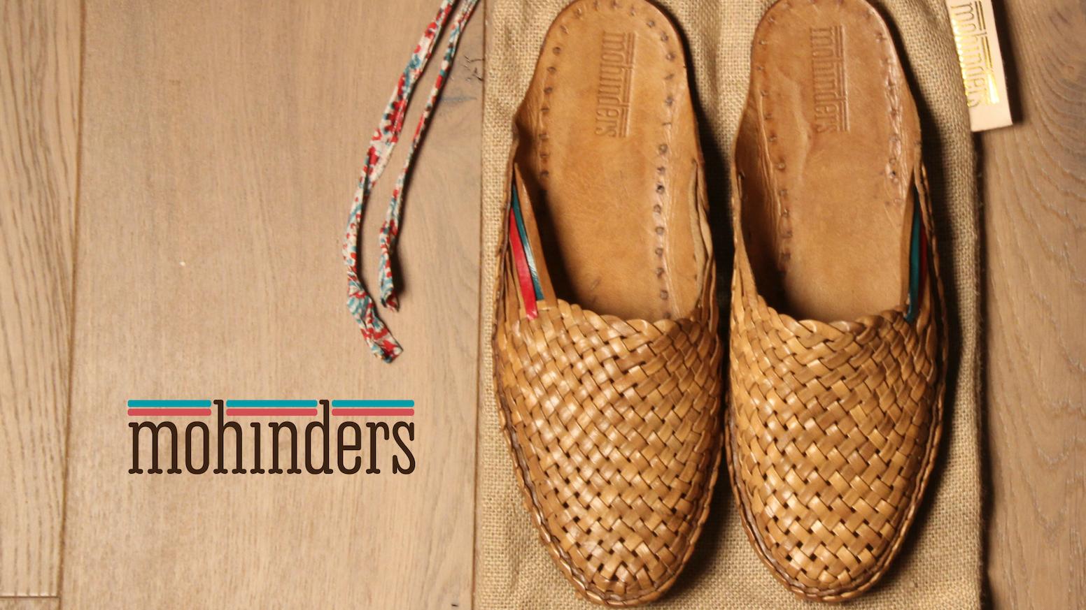 6c02de37fdb5 mohinders shoes by Michael Paratore — Kickstarter