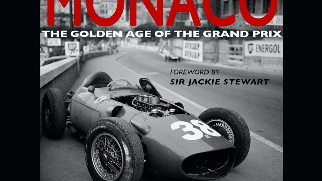 MONACO -The Golden Age of the Grand Prix project video thumbnail