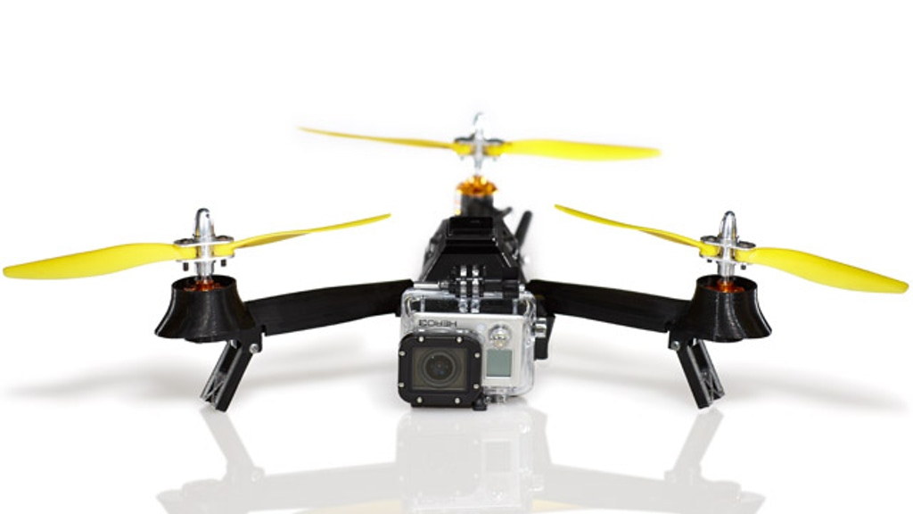 The Pocket Drone - Your personal flying robot project video thumbnail