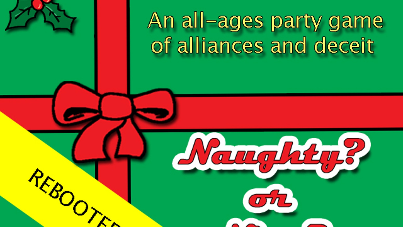 Naughty? Or Nice? (Reboot) werewolf / mafia Christmas game. by Mr ...