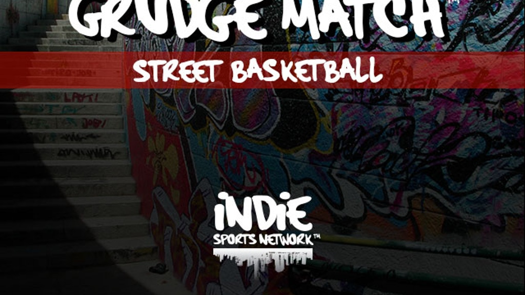 Project image for Grudge Match : Street Basketball (Canceled)