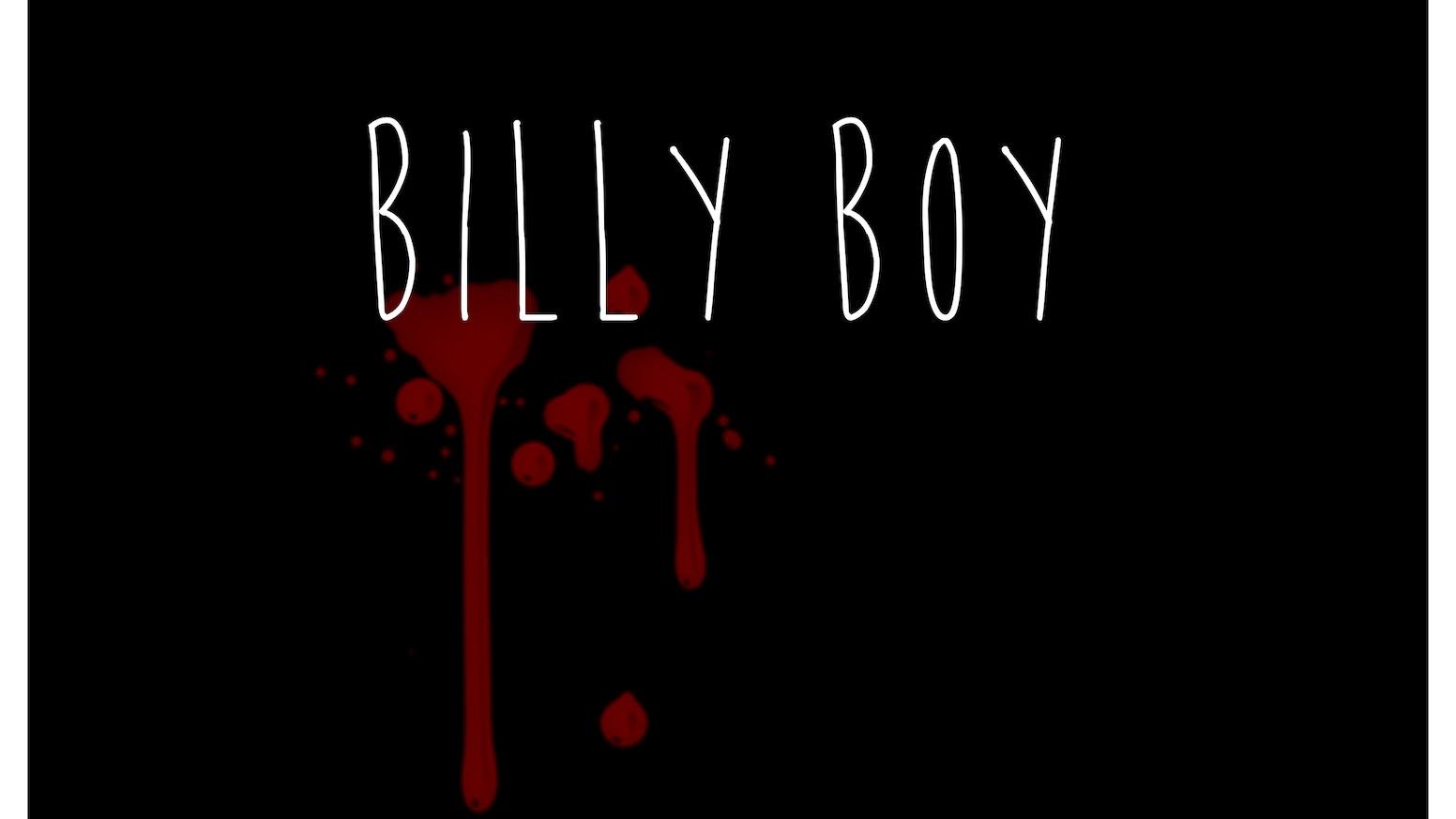 BILLY BOY by Blake Jenner — Kickstarter