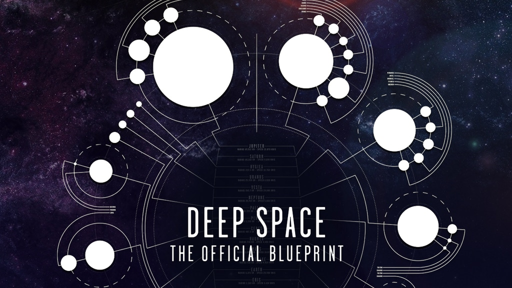 Deep Space: The Print Series project video thumbnail