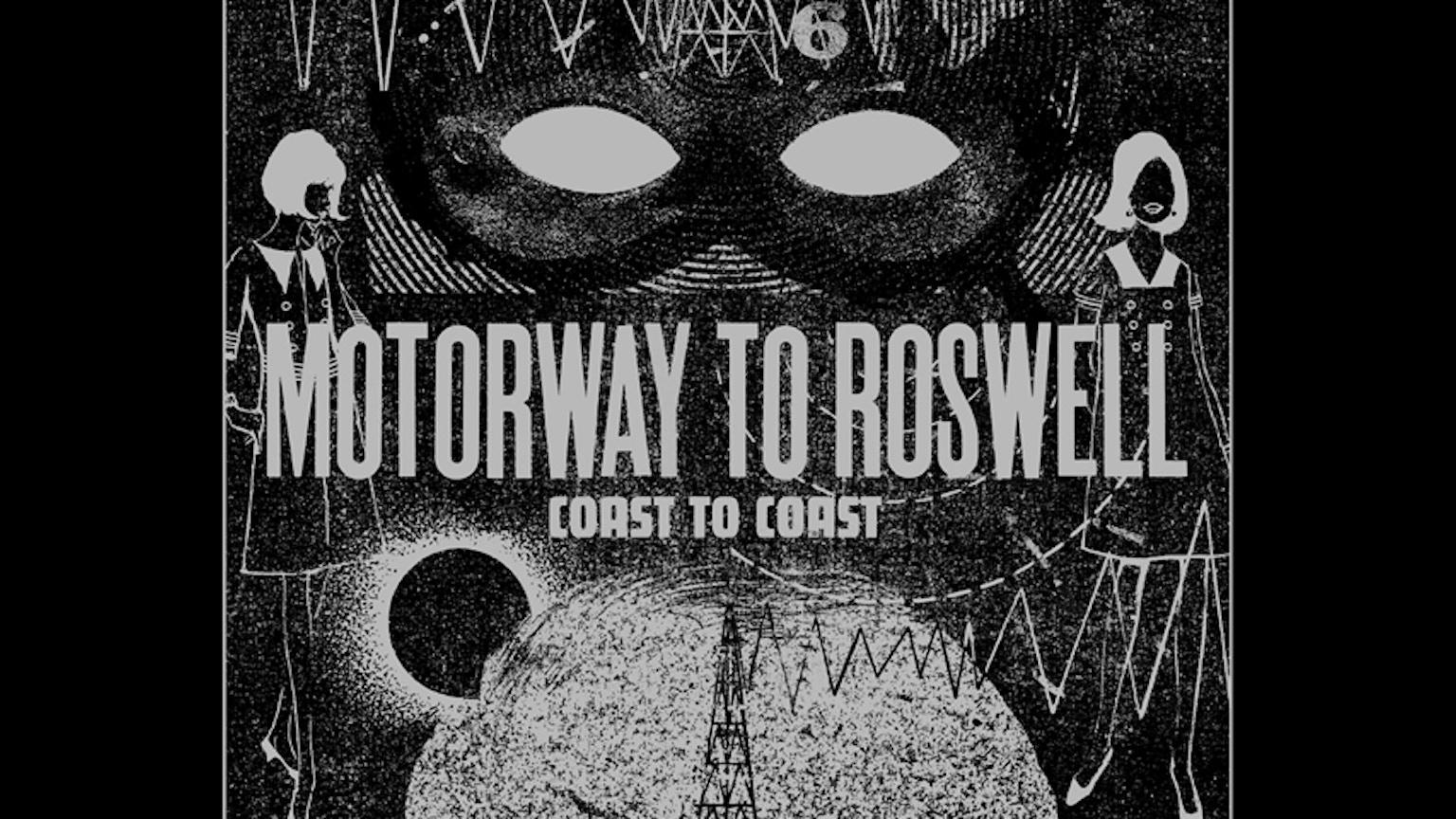Motorway To Roswell A Sci Fi Dark Comedy Film By Sean