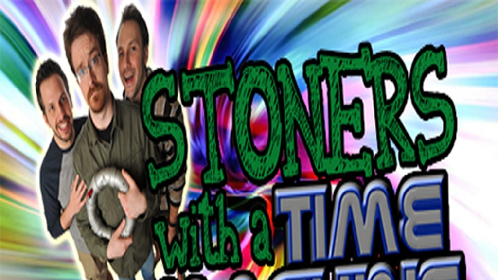 Stoners with a Time Machine (Webseries) project video thumbnail