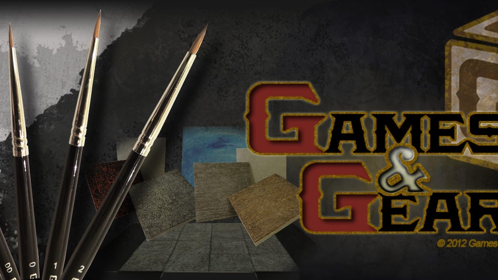 Games & Gears Battle Boards project video thumbnail