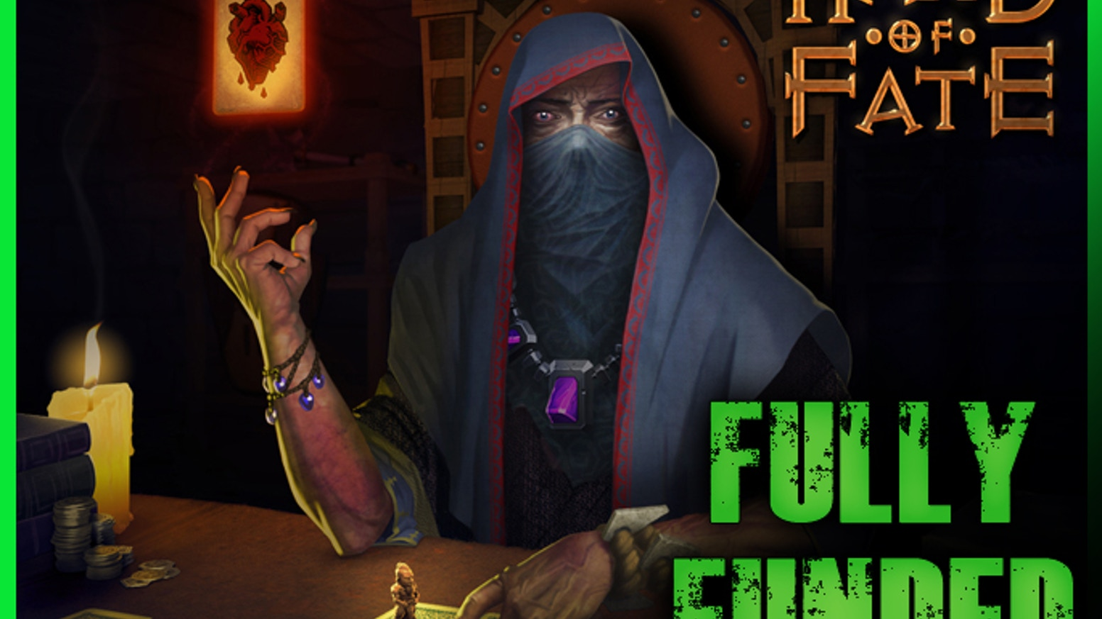 Hand of Fate brings card gaming to video game life.  An infinitely replayable series of quests; build your deck, then try to defeat it!