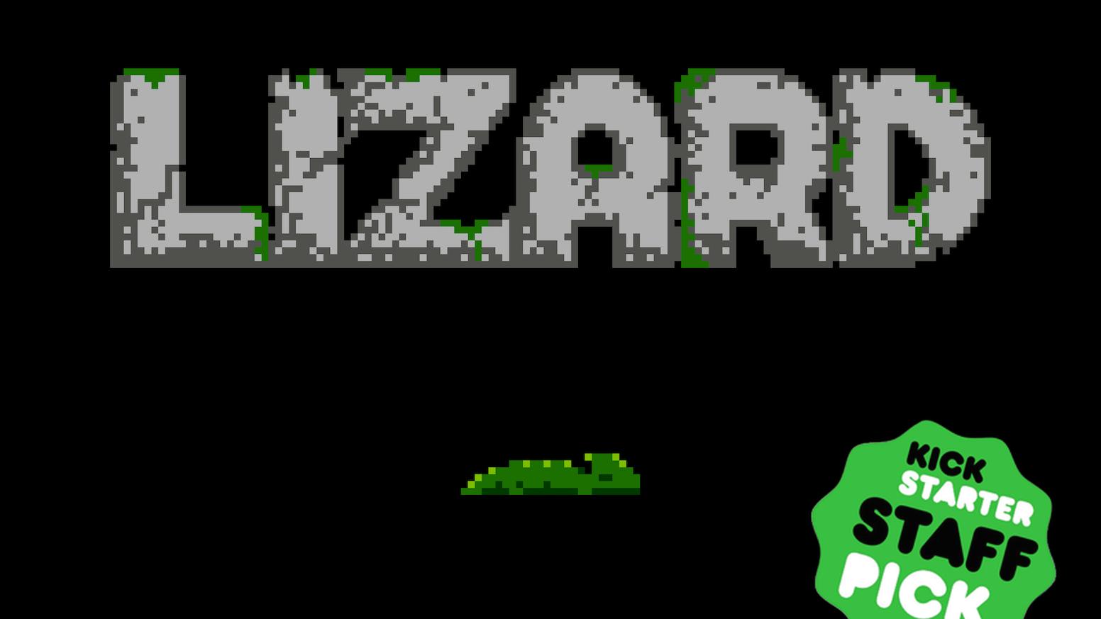 Lizard by Brad Smith — Kickstarter