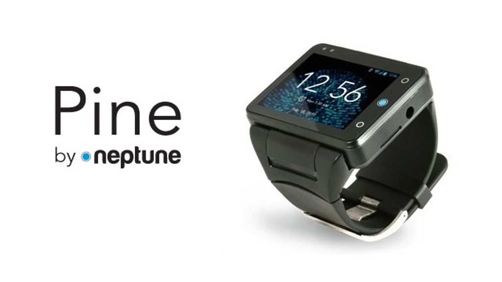 Neptune Pine: Smartwatch. Reinvented. project video thumbnail