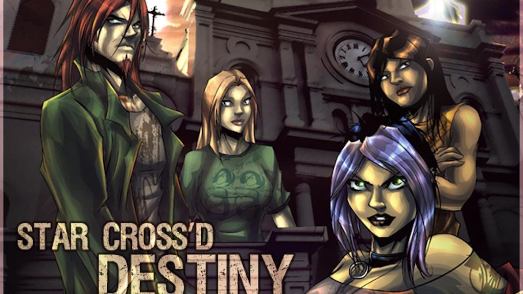 Star Cross'd Destiny Volume 2 Printing project video thumbnail
