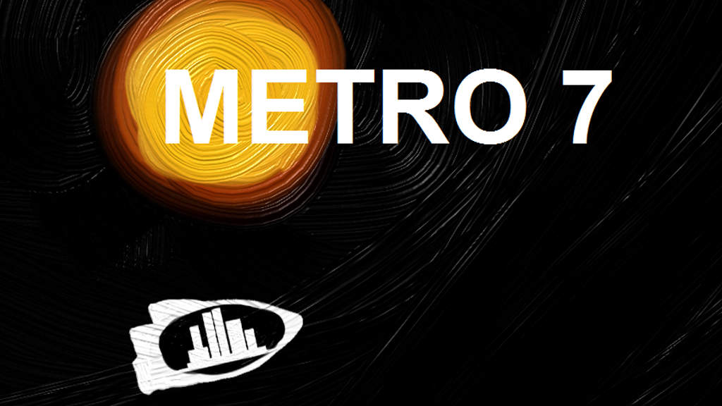Metro 7, a SciFi Horror novel project video thumbnail