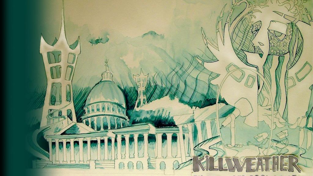 Killweather: A Dystopian Graphic Novel project video thumbnail