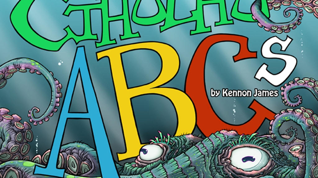 Cthulhu ABCs project video thumbnail