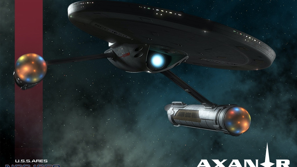 Star Trek: Axanar project video thumbnail