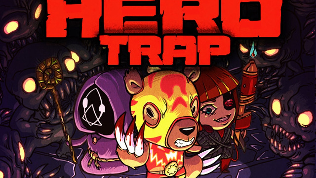 The Hero Trap project video thumbnail