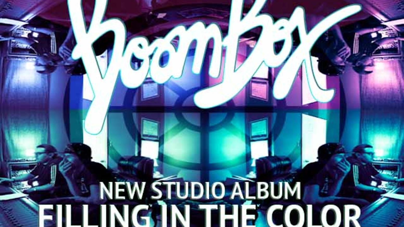 New BoomBox Studio Album