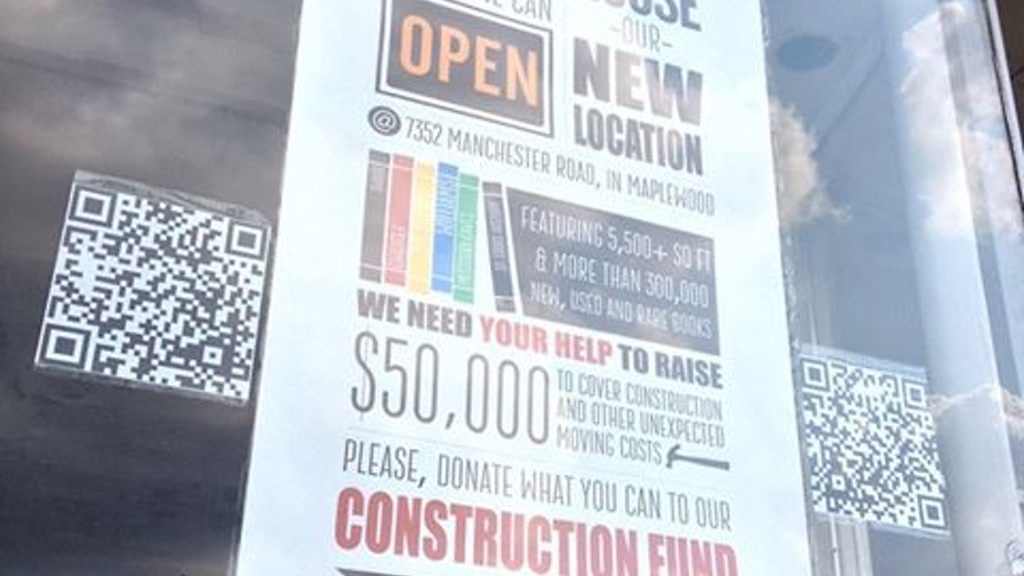 Help Build the Book House! project video thumbnail