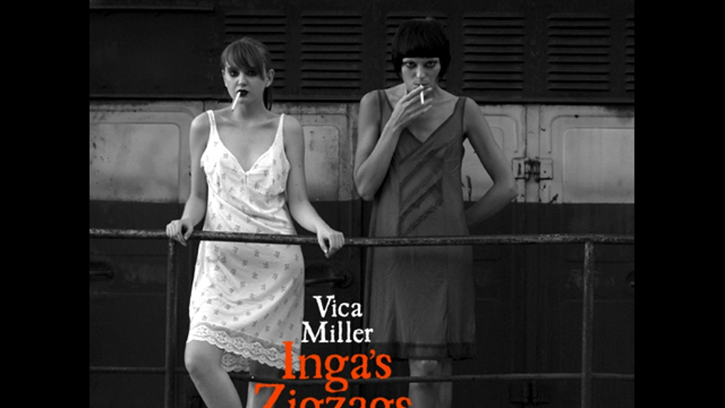INGA'S ZIGZAGS: A Debut Novel by Vica Miller project video thumbnail