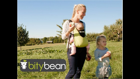 Track Bitybean Ultracompact Baby Carrier That Fits In Your Pocket S