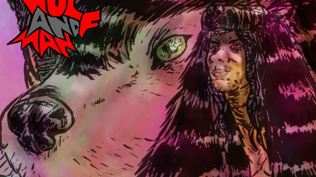Wolf and Man: The Complete Edition project video thumbnail