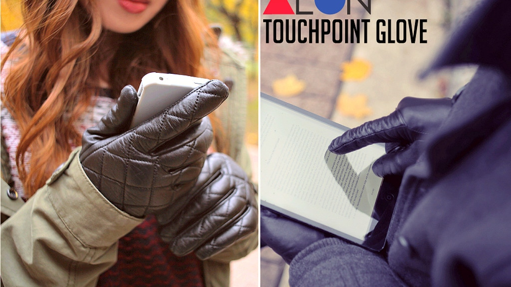 AEON Attire: Finally Leather Gloves as Smart as your Phone project video thumbnail