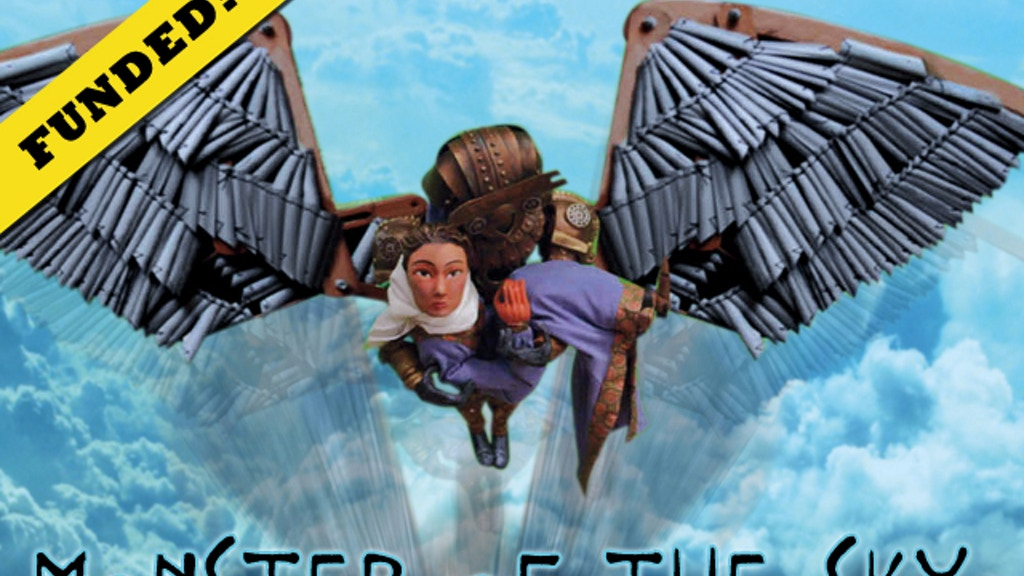 MONSTER OF THE SKY - Mythic Steampunk Film Post-Production project video thumbnail