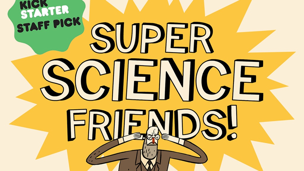 Super Science Friends! project video thumbnail