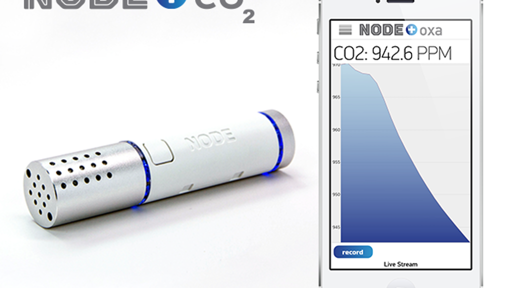 NODE CO2 Sensor: Measure Air Quality Anywhere - Anytime project video thumbnail