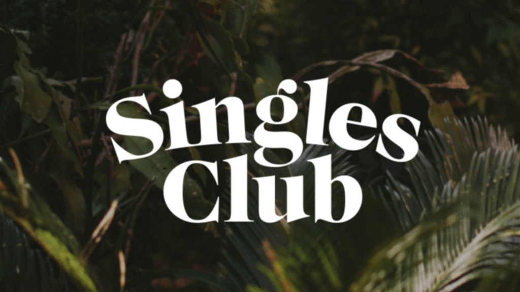 Singles Club - Record Club & Music Journal project video thumbnail
