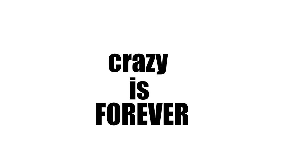 Crazy is Forever Album by Rob Heiliger — Kickstarter