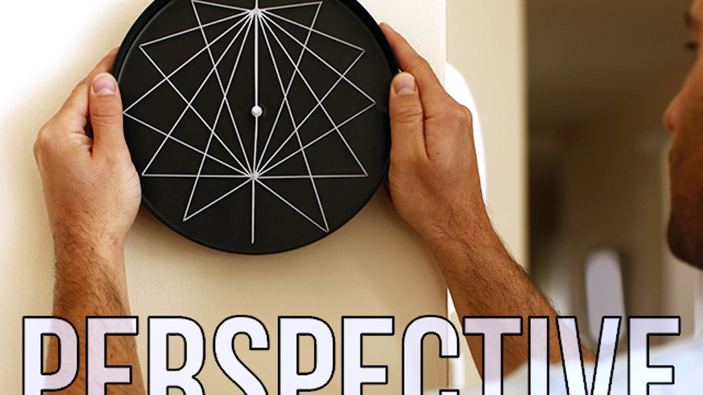 Perspective Clocks project video thumbnail