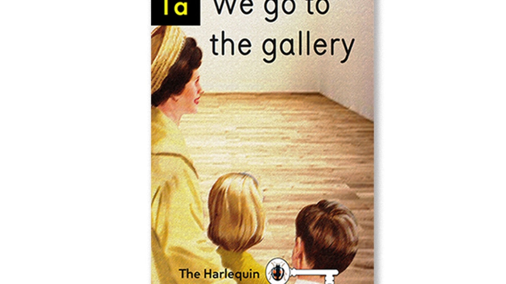 'We Go To The Gallery' project video thumbnail
