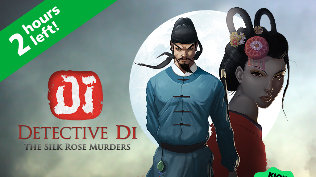 Detective Di: The Silk Rose Murders project video thumbnail