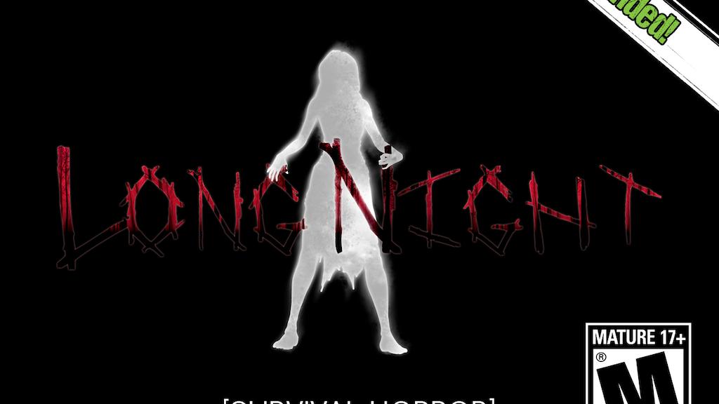 Long Night project video thumbnail
