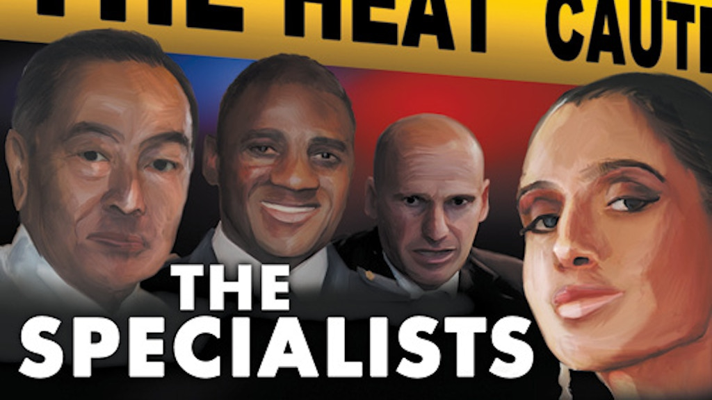 THE HEAT!  an Expansion for Police Precinct project video thumbnail
