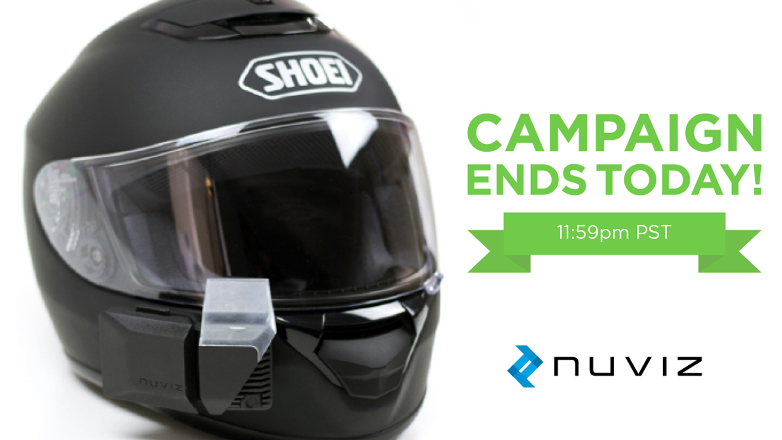 Motorcycle Helmet With Hud >> The First Head Up Display For Motorcycle Helmets By Nuviz