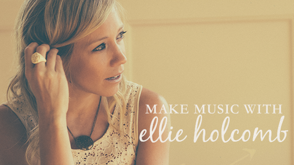 Ellie Holcomb's Very First Full-Length Record! project video thumbnail