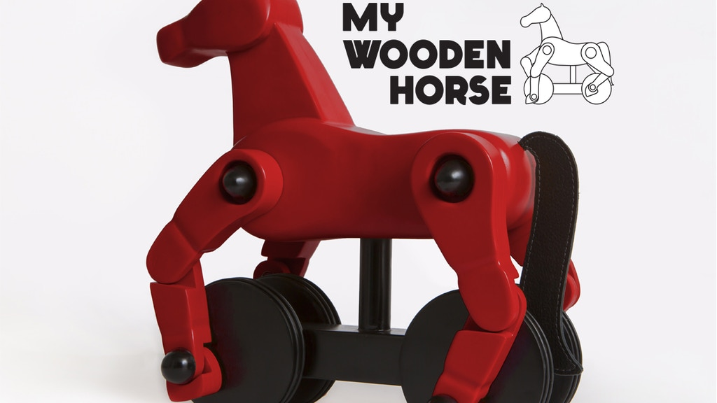 My Wooden Horse project video thumbnail