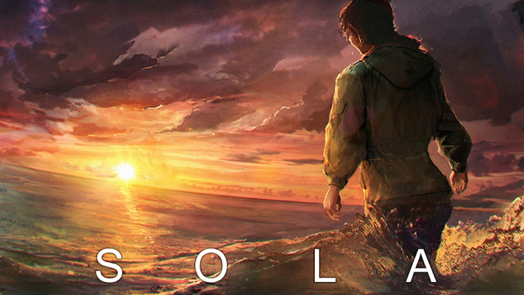 SOLA - What if the last surviving human didn't want to live? project video thumbnail