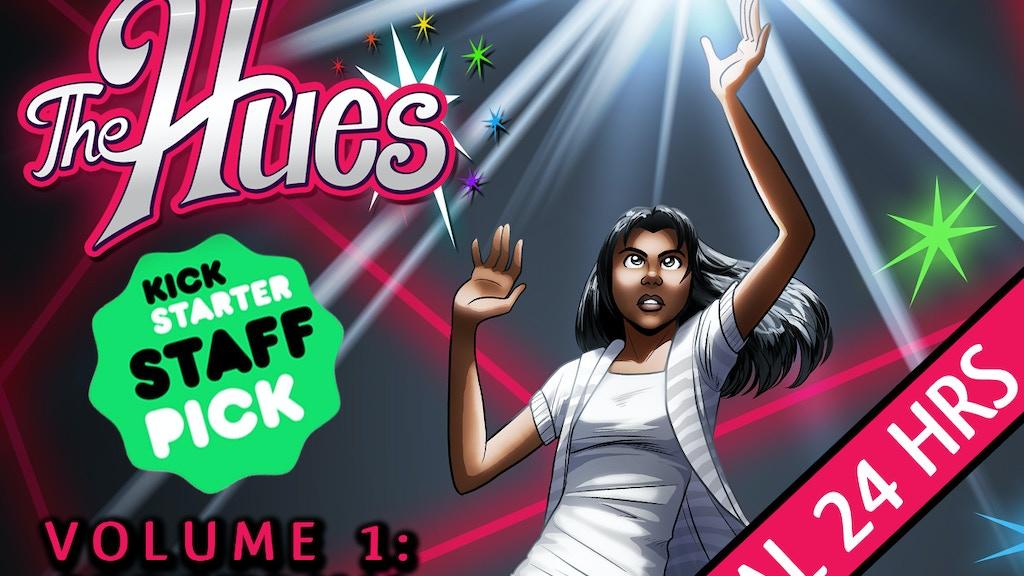 The Hues: Volume I Bookstravaganza! project video thumbnail