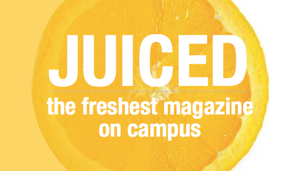 Juiced: A Magazine for Freshmen, by Freshmen project video thumbnail