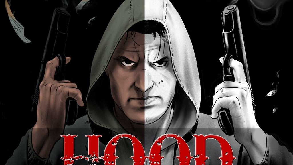 Hood - An Action Noir Graphic Novel project video thumbnail